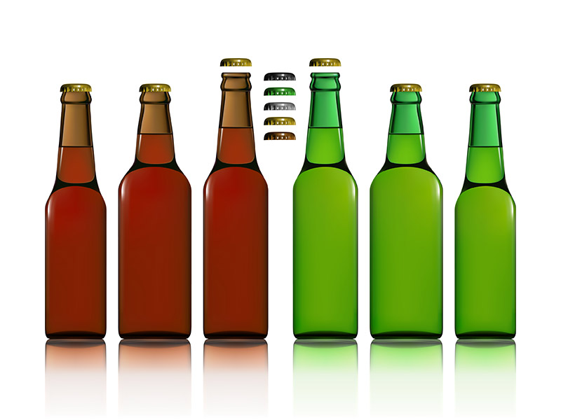 beer-bottles-vector