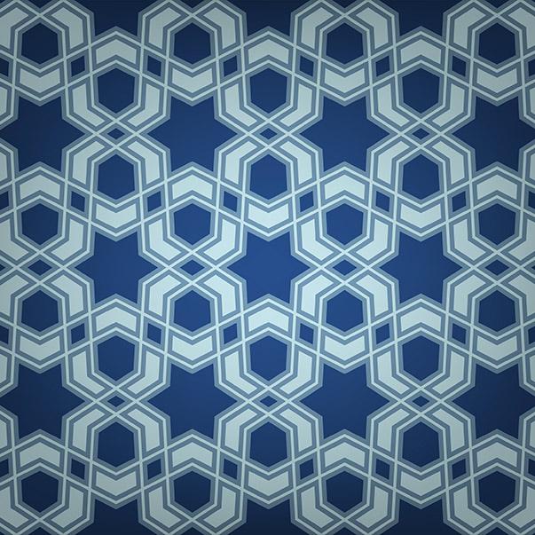 blue-seamless-pattern