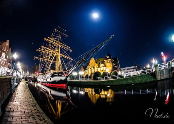 papenburg-port-fisheye
